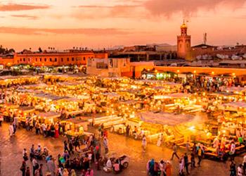 Ruta de siete días por Marruecos