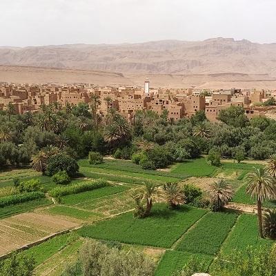 ruta marruecos LAS MIL KASBAHS