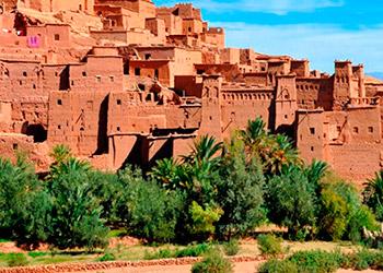 Ruta de Dos días por Marruecos